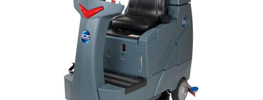 ICE RS32 opzit-schrobzuigmachine