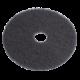 vloerpad zwart strippad