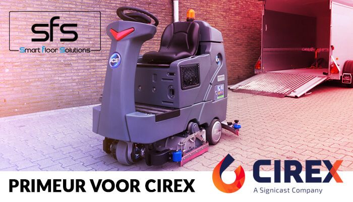 cirex icers28cyl iSynergy